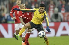 As it happened: Bayern Munich v Arsenal, Champions League