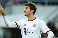 Man United made €100m bid for Muller, Bayern confirm
