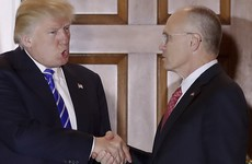 In further blow, Trump's pick for cabinet post withdraws under cloud of controversy