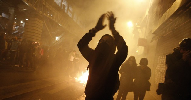 Eleven nights of rioting over alleged police rape of young man in Paris