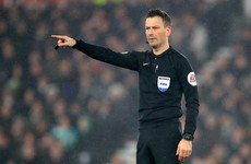 One of the Premier League's top referees is quitting to move to Saudi Arabia