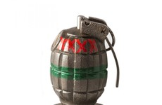Someone carrying out home renovations in Laois found a hand grenade