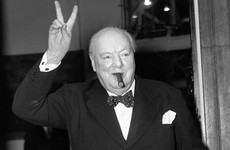 On the brink of war in 1939, Winston Churchill found the time to write a scientific paper on alien life