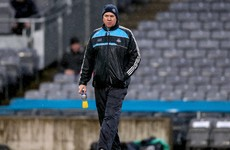 Under pressure Ger Cunningham makes two changes for trip to Cork