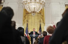 'Uranium, jerks and a nuclear holocaust' - the most bizarre moments from Trump's press conference