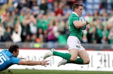Gilroy gets chance to stake Ireland claim in Ulster's Pro12 clash with Glasgow
