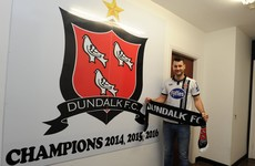 Former Shamrock Rovers striker returns from Canada to join Dundalk