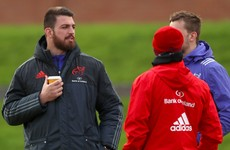 Blow for Munster as Kleyn ruled out of Champions Cup quarter-final