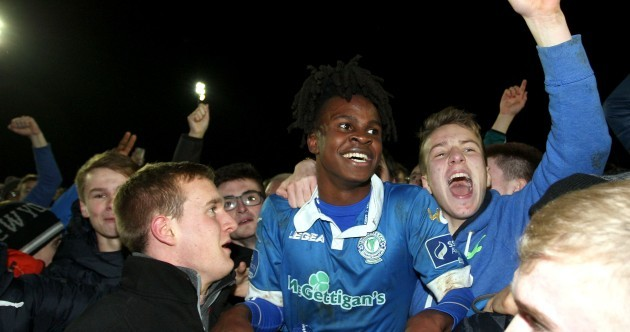 How a little-known South Africa-born teenager became an overnight hero in Irish football
