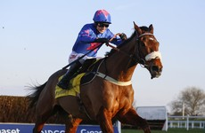 Cue Card in top form at Ascot with Cheltenham Gold Cup just around the corner