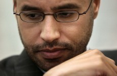 ICC deadline looms for news on Saif Gaddafi
