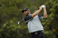 Johnson hits the front at Genesis Open as Lowry withdraws
