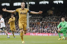 Hat-trick for Harry Kane as Spurs breeze past Fulham into quarter-finals