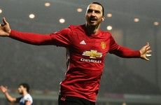 Late Zlatan winner sends United through at Blackburn's expense