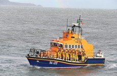 Man rescued after being found clinging to his kayak off Cork coast today