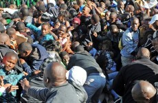 Woman dies in South Africa university stampede