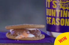 The Creme Egg café is coming back to Dublin and the menu is absolutely filthy