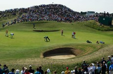 The Open Championship is heading back to Royal St George's