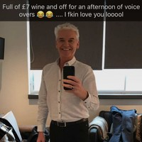 Phillip Schofield's Snapchat is the only good and pure thing left in this world