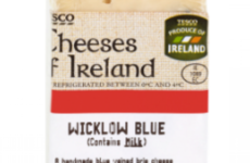 Tesco and SuperValu recall Wicklow blue cheeses over listeria fears