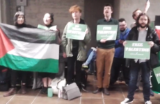 Planned talk by Israeli Ambassador at Trinity College is cancelled after protests