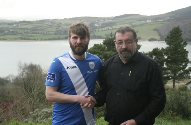 The Derry Pele is back! Ex-Celtic winger McCourt signs for Finn Harps