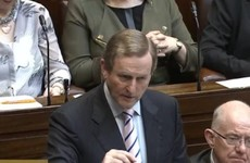 Enda has been told he's guilty of clogging up the roads by getting people back to work