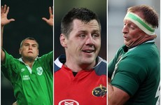 Quiz - Match these Irish rugby players with their French club and win a signed Ireland jersey