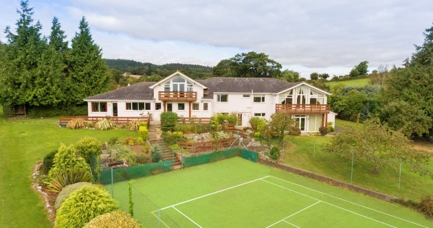 This Ireland's Fittest Family competitors' home has a sauna, jacuzzi and cinema