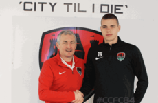 Cork City sign Lithuanian U21 international following Browne's controversial departure