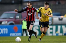 St Pat's boost attacking options by adding ex-Bournemouth striker O'Hanlon