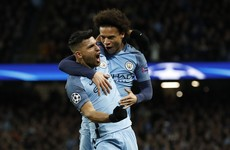 Thriller! One of the finest Champions League games in a long time conjured eight goals tonight