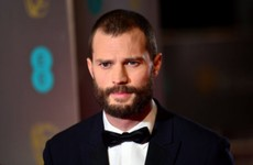 Jamie Dornan is sick of having to 'tie women to beds'... it's The Dredge