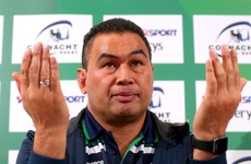 Lam claims Kieran Keane is the 'perfect guy' to succeed him as Connacht boss