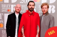 10 questionable red carpet shockers from the Brit Awards