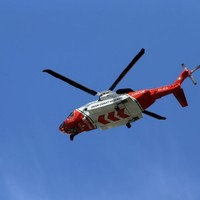 Coast Guard operation underway after man falls ill on fishing boat