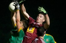 Late goal seals Westmeath win over 13-man Meath to set up Leinster quarter-final with Dublin