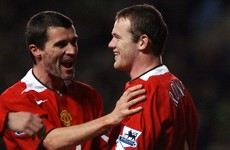 'Going to China? Madness' – Keane urges Rooney to stay in Europe