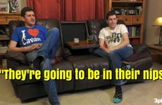 There were *so many* comments about mickeys on Gogglebox Ireland last night