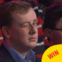 Shout out to the Young Fine Gael lad caught winking on live telly last night