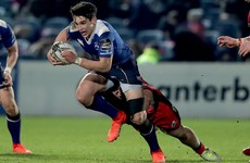 First Leinster fullback start for Carbery while McFadden and Ruddock return for Pro12 clash