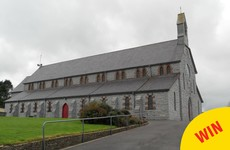 A church in Galway is setting up a drive-thru service for Ash Wednesday