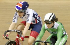 Two years after taking up track cycling, Lydia Gurley is already winning World Cup medals for Ireland