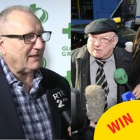 The dad from Modern Family actually pulled off the best Healy-Rae impression