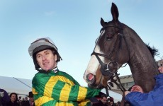 Safe bet: Tony McCoy set for Cheltenham