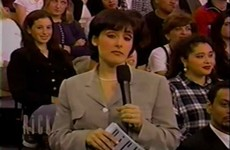 11 trashy TV talk shows we all watched growing up for some reason