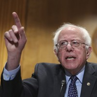 Sanders says Trump has 'opened the floodgates' for private prisons to profit