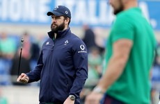 Farrell wants Ireland's defence to be a try-scoring weapon against France