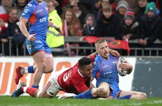 Munster blown away by superb Scarlets fightback