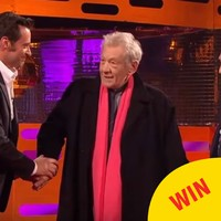 Last night's episode of The Graham Norton Show was an all-time classic